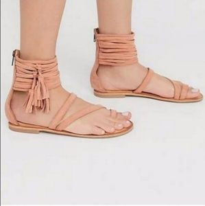 Jeffrey Campbell|Strappy Leather Gladiator sandals